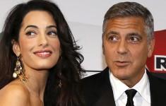 George Clooney i Amal Alamuddin