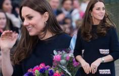 Kate Middleton w ciąży w Londynie
