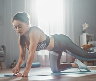 trening cardio w domu