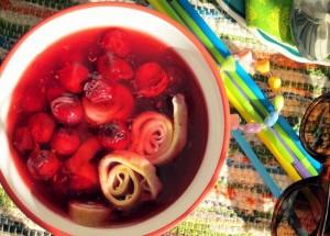 Zupa owocowa - Kasia gotuje z Polki.pl