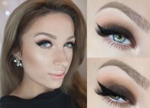 Najmodniejszy makijaż na Karnawał 2015 krok po kroku