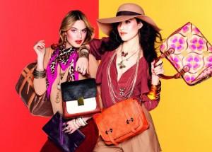 Новые тенденции сумки женские 2012.
