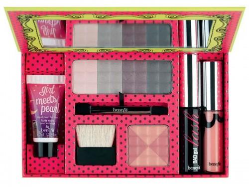 palety do makijażu, testy kosmetyków