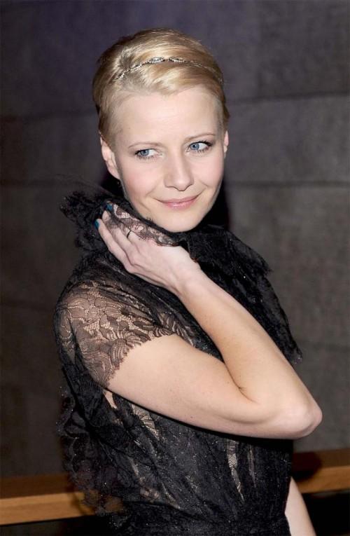 Małgorzata Kożuchowska, fryzury gwiazd