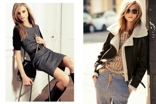 Moda jesień 2012, Mango