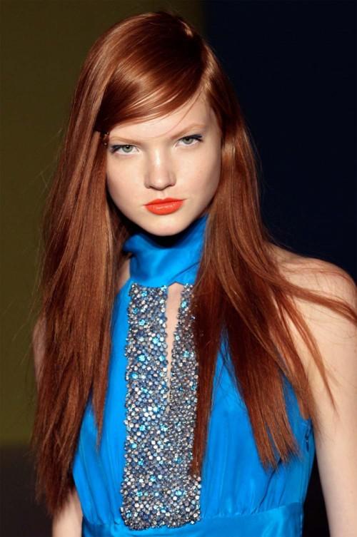 Modne Fryzury Długie Włosy