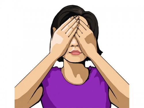 ćwiczenia dla zmęczonych oczu