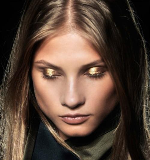 makijaż jesień 2012 trendy, modny makijaż na jesień, trendy 2012