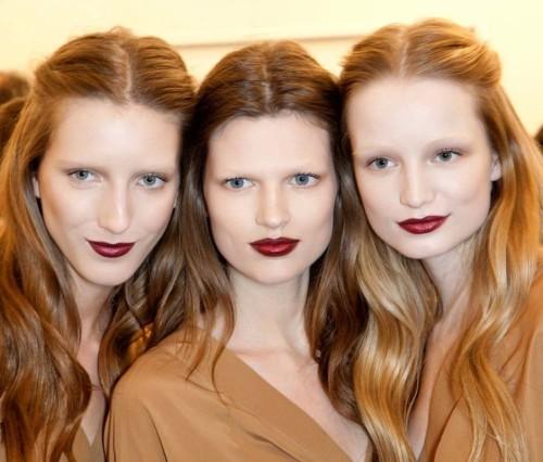 fryzura na jesień 2012 trendy, modna fryzura na jesień