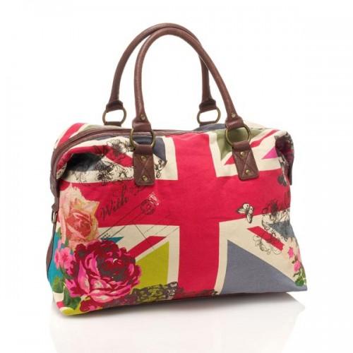 kolorowa torba z flagą Wielkiej Brytanii, Accessorize