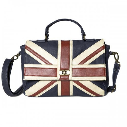 torebka  z flagą Wielkiej Brytanii, Pull&Bear