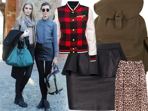 Uliczne trendy jesień 2012