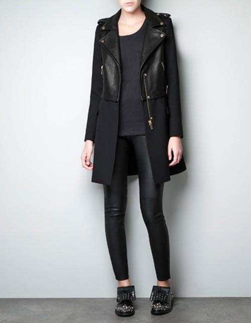 Płaszcz Zara, ok. 599zł