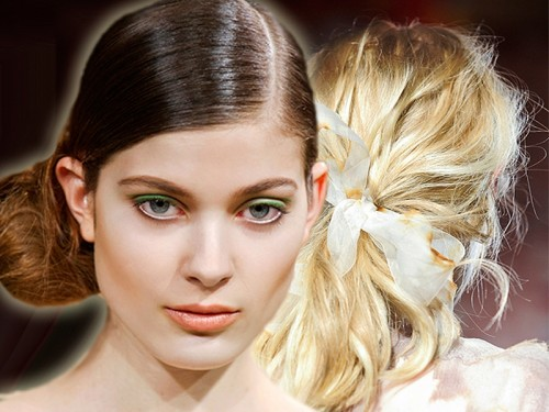 łatwe fryzury, łatwa fryzura, szybkie fryzury, szybka fryzura, fryzura na szybko, ekspresowa fryzura