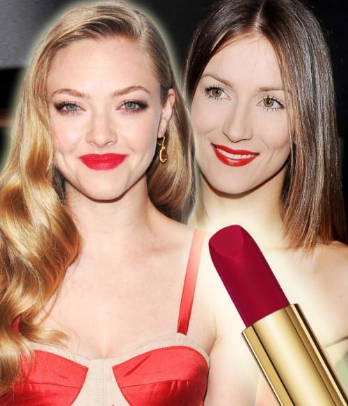 Gwiazdy kochają szminkę w kolorze czerwonym!
