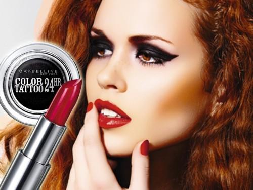 makijaż dla rudej, rude włosy makijaż, makijaz karnawałowy ruda, jak się ma malować ruda