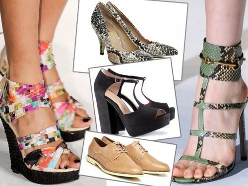 modne buty wiosna 2013