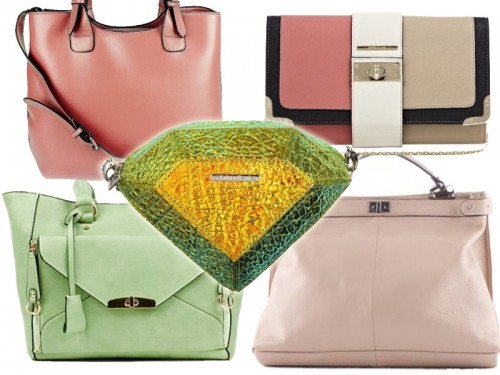 Modne torebki wiosna 2013