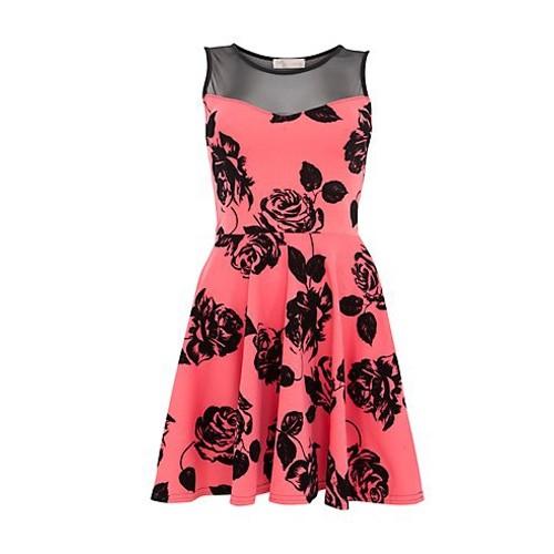 Sukienka w kwiaty New Look, ok. 115zł