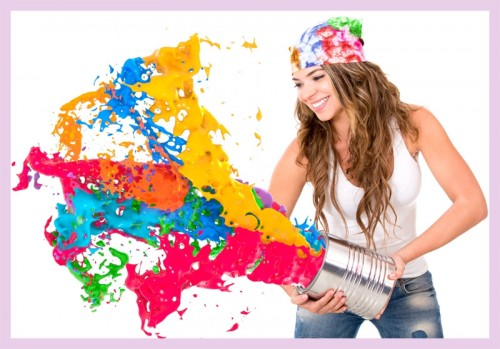 Sprzęt do malowania ścian