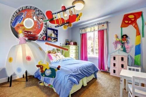 Żyrandole do pokoju dziecięcego