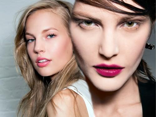 trendy w makijażach na 2014 rok