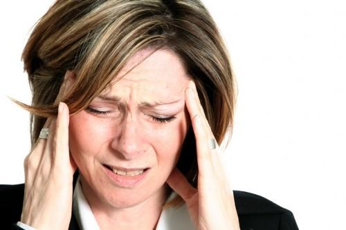 ból głowy, kobieta, głowa/ fot. Fotolia