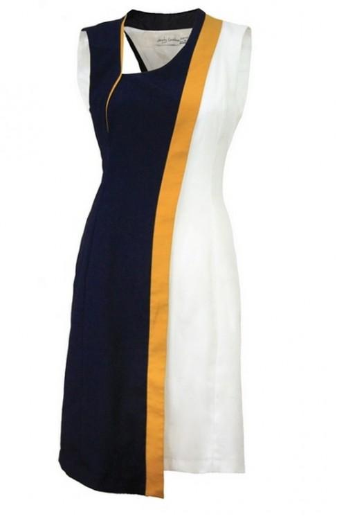 Sukienka - Averly London, cena: 198 zł, wiosna-lato 2012
