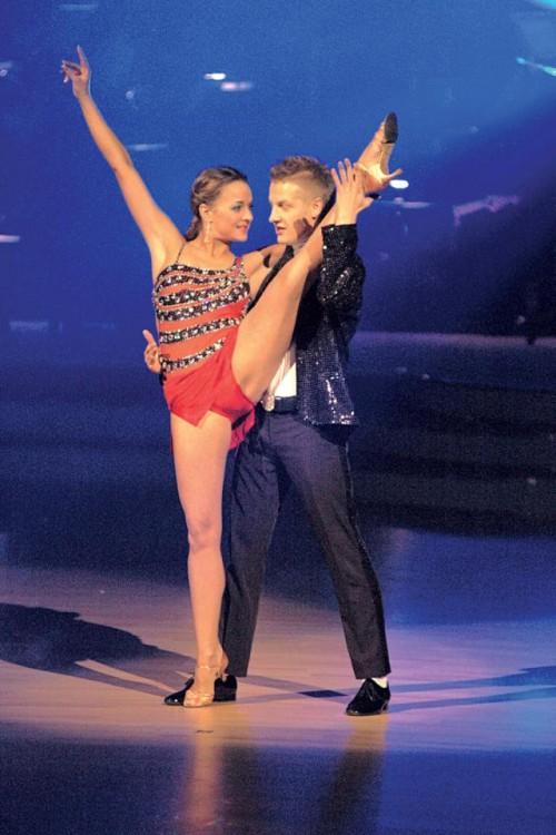 taniec i inny świat - ,,Taniec z gwiazdami