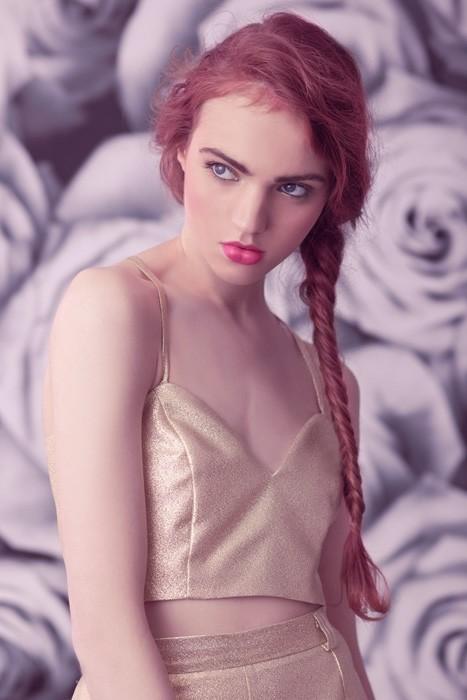 Charlotte Rouge – lookbook wiosna/lato 2012