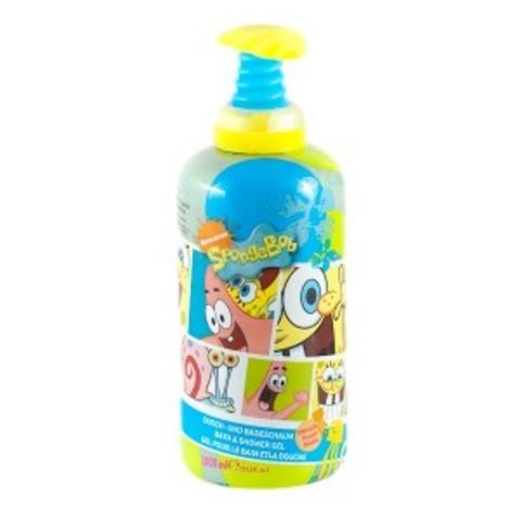 Dostępny także w wersji dla chłopców ze SpongeBobem.