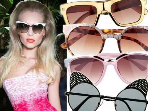 okulary przeciwsłonecne 2014