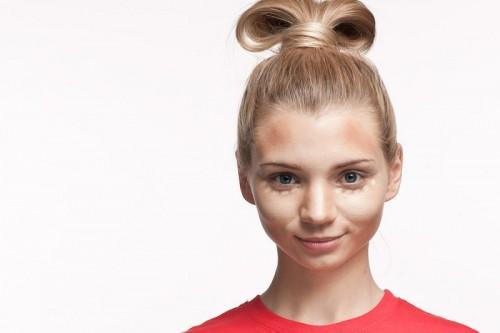 Makijaż dla kibicki na Euro 2012