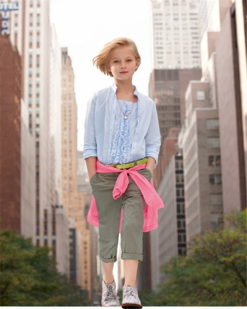 moda dziecięca wiosna - lato 2012, dzieci, ubrania dziecięce, ubranka dla dzieci