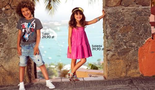 ubrania dla dzieci, dziecięce ubranka, kolekcja dla dzieci 2012