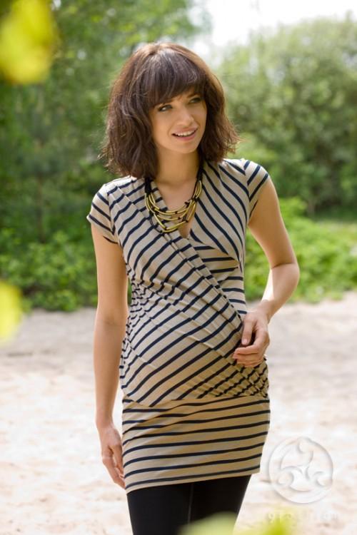 Moda ciążowa 9fashion - wiosna/lato 2012