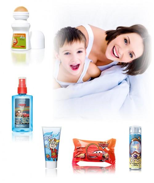 Kosmetyki na Dzień Dziecka