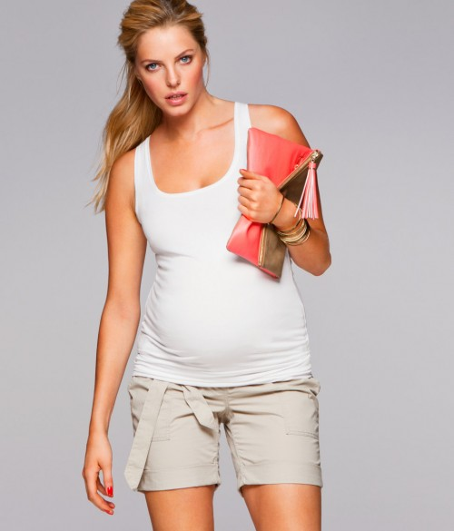 Kolekcja ciążowa H&M Mama - lato 2012
