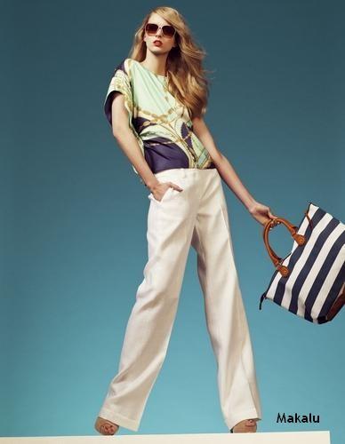 Moda biurowo-pracowa - Makalu 2012
