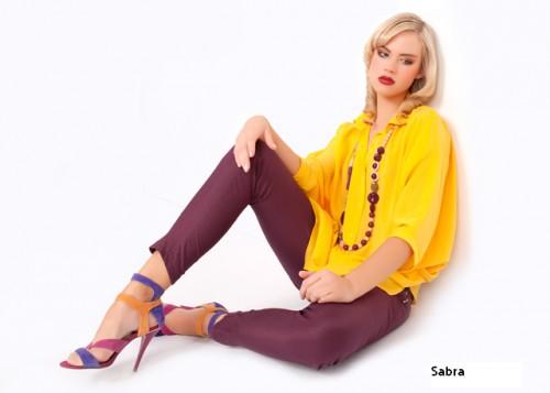 Moda biurowo-pracowa - Sabra 2012