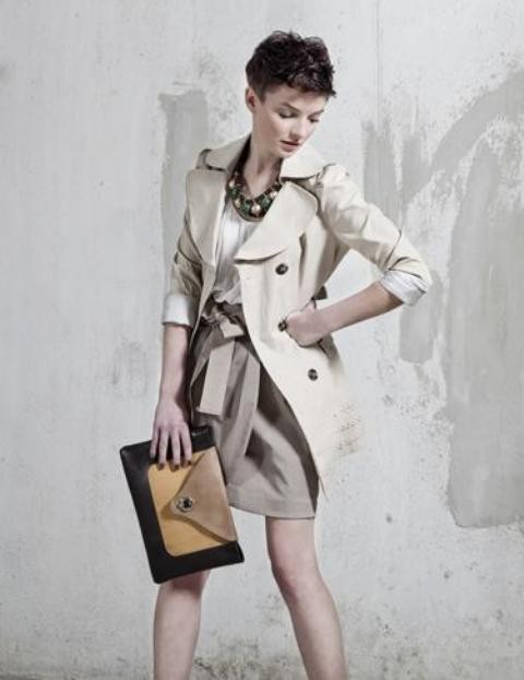 Moda biurowo-pracowa - Tuwe 2012