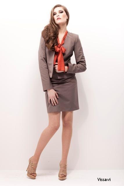 Moda biurowo-pracowa - Vissavi 2012