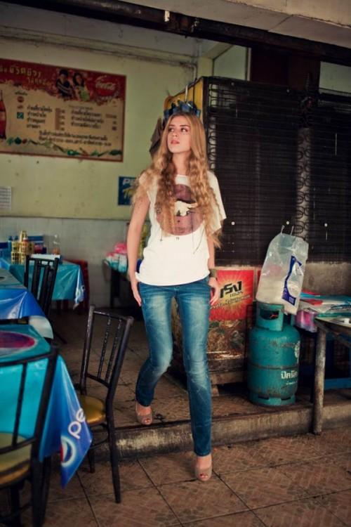 Reporter - kolekcja na lato 2012