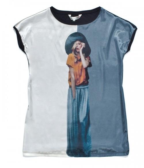 T-shirt Butik przeceniony z 49.90 na 34.93 zł