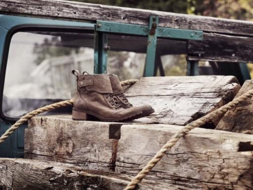 Kolekcja obuwia - Women's Autumn / Winter 2012
