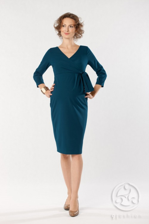 Sukienki ciążowe 9fashion - jesień-zima 2012/2013