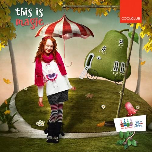 Kolekcja dziecięca Cool Club - jesień-zima 2012/2013