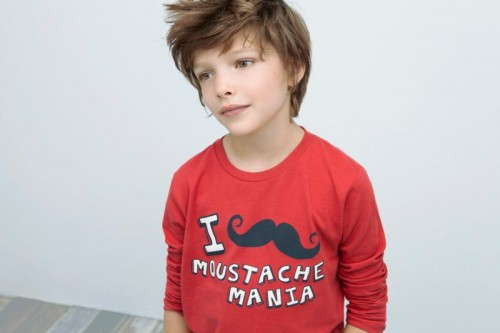 Zara Kids - lookbook sierpień 2012