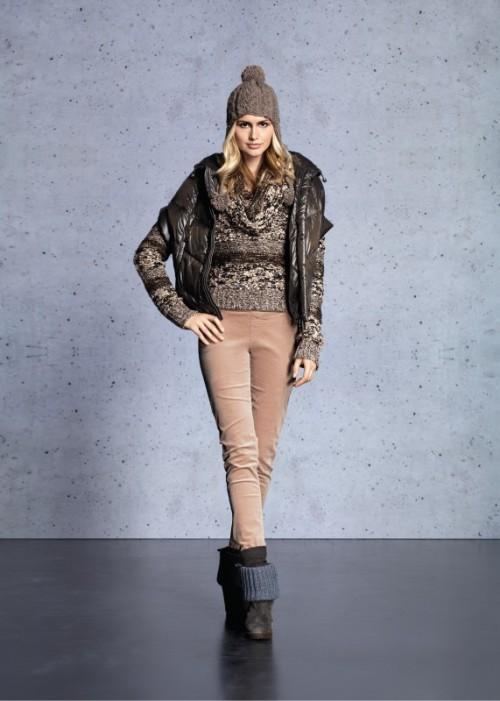 Orsay - lookbook jesień-zima 2012/2013