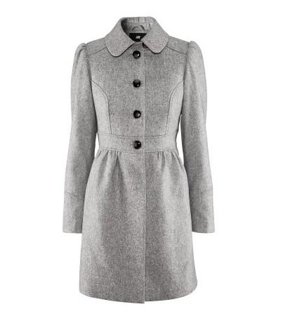płaszcz, h&m